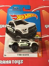 17 Ford F-150 Raptor #129  2017 Hot Wheels Case F