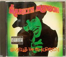 Marilyn Manson - Smells Like Children (CD 1998)