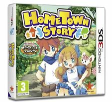 Nintendo 3DS Spiel Hometown Story Family of Harvest Moon 3D 2DS NEU