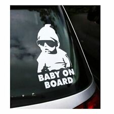 Autocollant voiture Bébé à bord, sticker Baby on Board