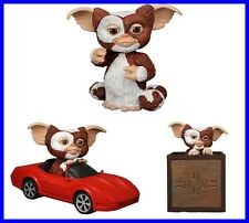 GREMLINS Set 3 Figure ACTION Motorized GIZMO 10cm Originali NECA GREMLIN Nuove