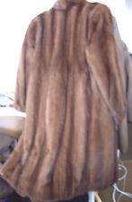 Manteau en Fourrure de  vison d'élevage SPRUNG Frères - T. 38/.40-