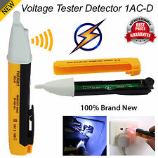 Voltage Tester Pen AC Non-Contact Electric Volt Alert Detector Sensor 90-1000V
