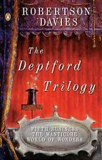 The Deptford Trilogy by Robertson Davies (1990, Pape...