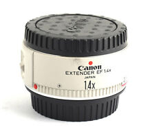 Canon Extender EF 1.4x  Lens