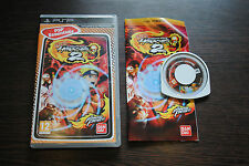 Jeu NARUTO ULTIMATE NINJA HEROES 2 pour PSP (Sony) COMPLET