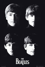 BEATLES - PORTRAITS POSTER 24x36 - MUSIC BAND 52090