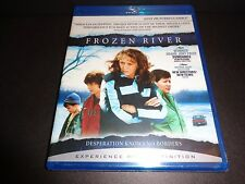 FROZEN RIVER-Desperate, broke mother MELISSA LEO smuggles illegals for money
