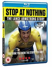 Stop at Nothing: The Lance Armstrong Story [Blu-ray] NEU Tour de France