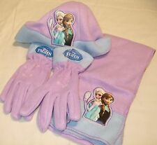 Disney's Frozen Winter hat, scarf & gloves set for children