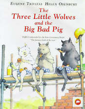 The Three Little Wolves and the Big Bad Pig, Trivizas, Eugene Paperback Book