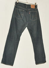 "MEN'S JEANS FADED BLUE LEVI STRAUSS & CO 514 W33"" L30"""