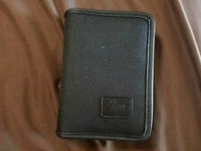 Original HP Black Nylon Carrying Case for Portable Pocket External Hard Drive