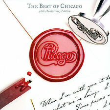 The Best of Chicago: 40th Anniversary Ed by Chicago (CD, 2007, 2 Discs, Rhino)