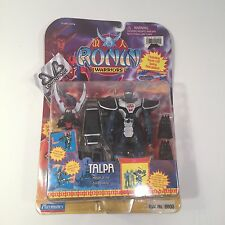 Vintage '99 Talpa Ronin Warriors Evil Dynasty Playmates Action Figure Figurine