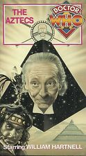 DR. WHO - THE AZTECS (VHS) Doctor Who