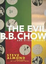 The Evil B.B. Chow and Other Stories, Almond, Steve, Good Book