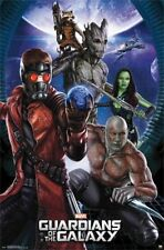 POSTER Guardians of the Galaxy Movie Poster Group