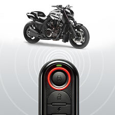 Motor Alarm Remote Start Keyless System Security Vechil System LCD Waterproof
