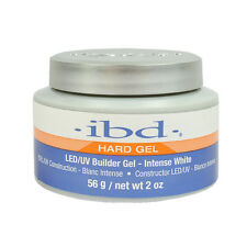 ibd LED/UV UV Gel -Builder Gel Intense White 2oz 56g