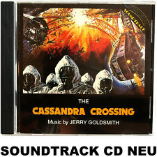 Cassandra Crossing - Jerry Goldsmith - Soundtrack CD NEU