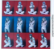 ORIGINAL 1971 SEXY POP ART COVER JAMES BOND GIRLS 2 RECORD SET ANDY WARHOL