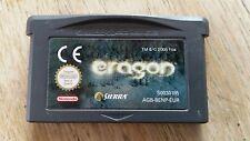 Nintendo Game Boy Advance - ERAGON    *CARTRIDGE ONLY*  *FREE Uk P&P*