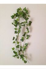 12 Artificial Ivy Garland Fake Trailing Vine Leaves Craft Foliage Joblot Wedding