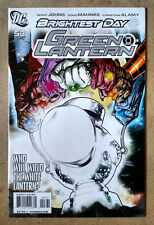 GREEN LANTERN #53 BRIGHTEST DAY 1ST PRINT SOOK 1:25 VARIANT DC COMICS (2010)