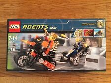 LEGO 8967 Gold Tooth's Getaway from the Agents 2.0 series New in sealed Box!