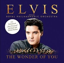 ELVIS PRESLEY - THE WONDER OF YOU - 2 VINYL LP NEW+