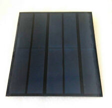 5V 600mA 3W 165x145mm Mini Solar Epoxy Panel Power Battery For LED DIY Charger