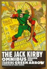 THE JACK KIRBY OMNIBUS Volume 1: GREEN ARROW - DC GRAPHIC NOVEL (HB) - Brand New