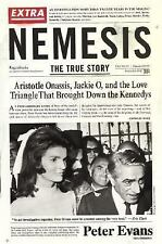 Nemesis: The True Story of Aristotle Onassis, Jackie O, and the Love Triangle Th