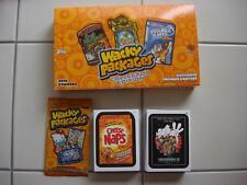 2015 TOPPS WACKY PACKAGES SERIES 1 COMPLETE SET OF 110 BLACK BORDER SET