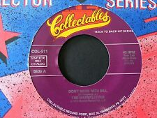 """MARVELETTES: """"DON'T MESS WITH BILL"""" b/w """"HE'S A GOOD GUY"""" on US COLLECTABLES"""