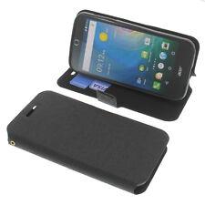 Etui pour Acer Liquid Z330 style portefeuille+ film étui pour téléphone portable