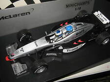 1:18 MCLAREN MERCEDES MP4-98T Mika & Erja 2000 MINICHAMPS 530981878 OVP new