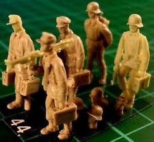 Milicast FIG044 1/76 Resin WWII German MG Crew