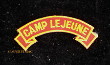Camp Lejeune US NAVAL HOSPITAL PATCH PIN UP US NAVY VETERAN CORPSMAN DOC NURSE