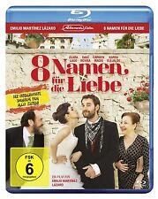 8 Namen für die Liebe (acht) Blu-ray Disc NEU + OVP!