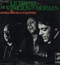 """LP 12"""" 30cms: Maria Creuza et Toquinho: le Brésil de Vinicius de Moraes. A."""