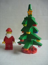 LEGO Holiday X-MAS TREE toy set COMPLETE promotional TOYS R US Santa Christmas