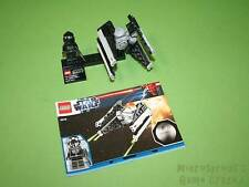 Part Of Lego Set 9676 TIE Interceptor & Death Star *No Planet* With Minifigure