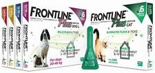Cat & Kittens Frontline FLEA CONTROL protection: 20 doses treatment free shiping