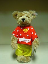 "Steiff - ""Save The Children"" Ted - EAN # 654442 - limited edition - mohair"