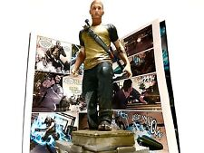InFAMOUS 2 Collectors Limited Edition •COLE MCGRATH Figure Statue & Comic• PS34