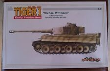 1/35 Cyber Hobby Dragon Tiger I Michael Wittmann Early Production IOB tamiya DML