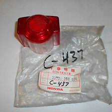 GENUINE HONDA PARTS TAIL LIGHT LEN FIT MOST CA MODELS SEE LIST 33701-268-680
