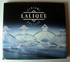 Lalique Perfume Bottles Utt Bayer Collector's Reference Book